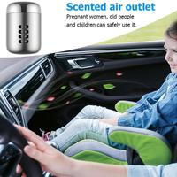 car air outlet Baseus Mini Aromatherapy Car Air Freshener Auto Outlet Solid Perfume Air Conditioning Vent Clip Fragrance Diffuser (4)