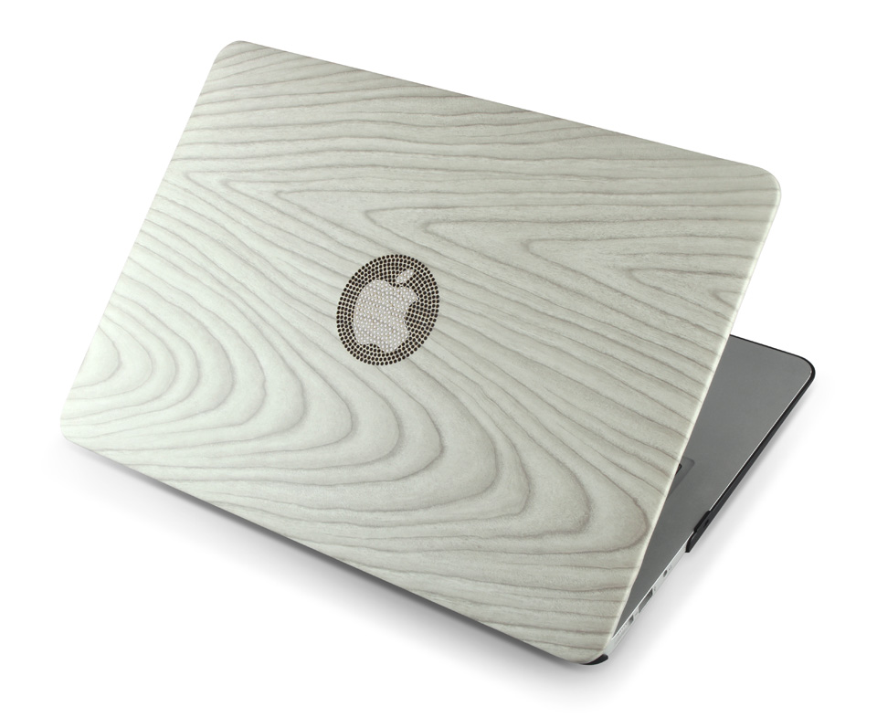 Classical Wood Grain Case for Macbook 44