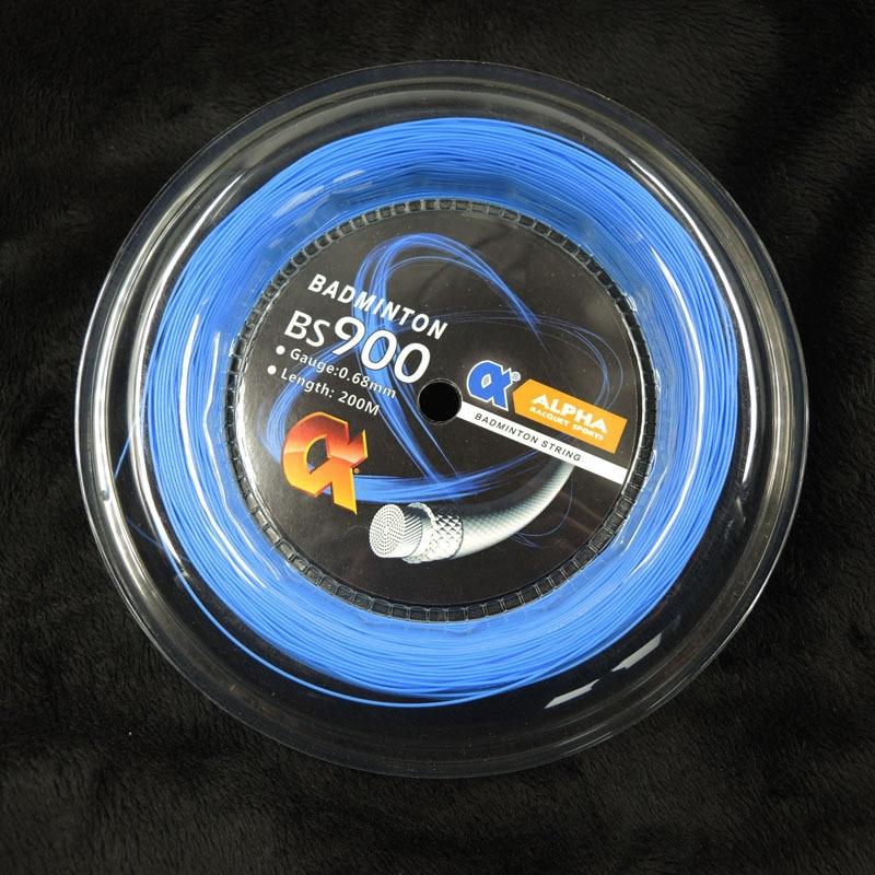 1 Reel Max tension 34Lbs BS900 badminton strings High Elastic Durable Elastic Force Badminton racket strings