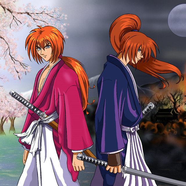 anime rurouni kenshin cosplay himura kenshin cosplay kimono cosplay