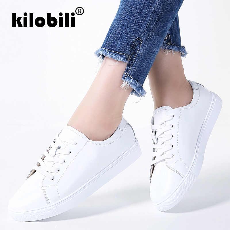 Kilobili 2018 Otoño de las mujeres Oxfords zapatos bailarina zapatos planos  zapatos de mujer Zapatillas de 7c0982edb41