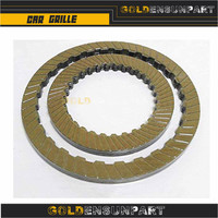 DQ250 DSG 02E auto transmission friction plate clutch for Audi Skoda Seat 6sp
