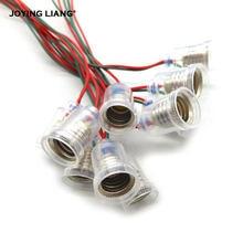 Держатель для лампы joying liang e10 цоколь из световых бусин