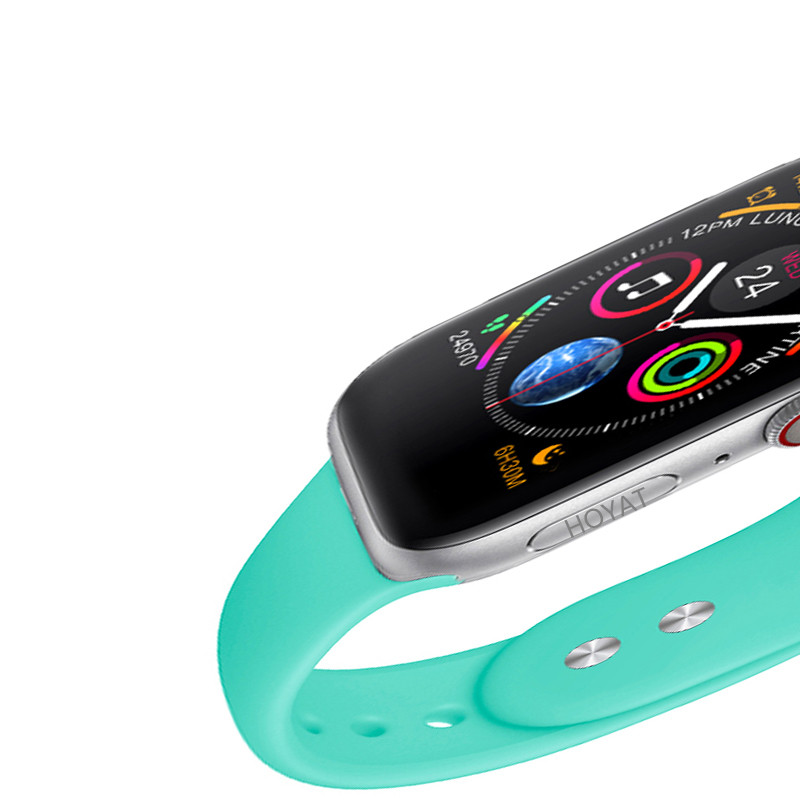 New Smart watch Series 4 Heart Rate Smartwatch 44 size 8 clocks For iphone 8 XR Huawei oppo xiaomi more than iwo 6 7