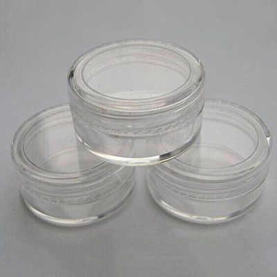 5 グラムポータブルミニピルケーススプリッタプラスチック薬箱医療薬容器ボトル健康ケア