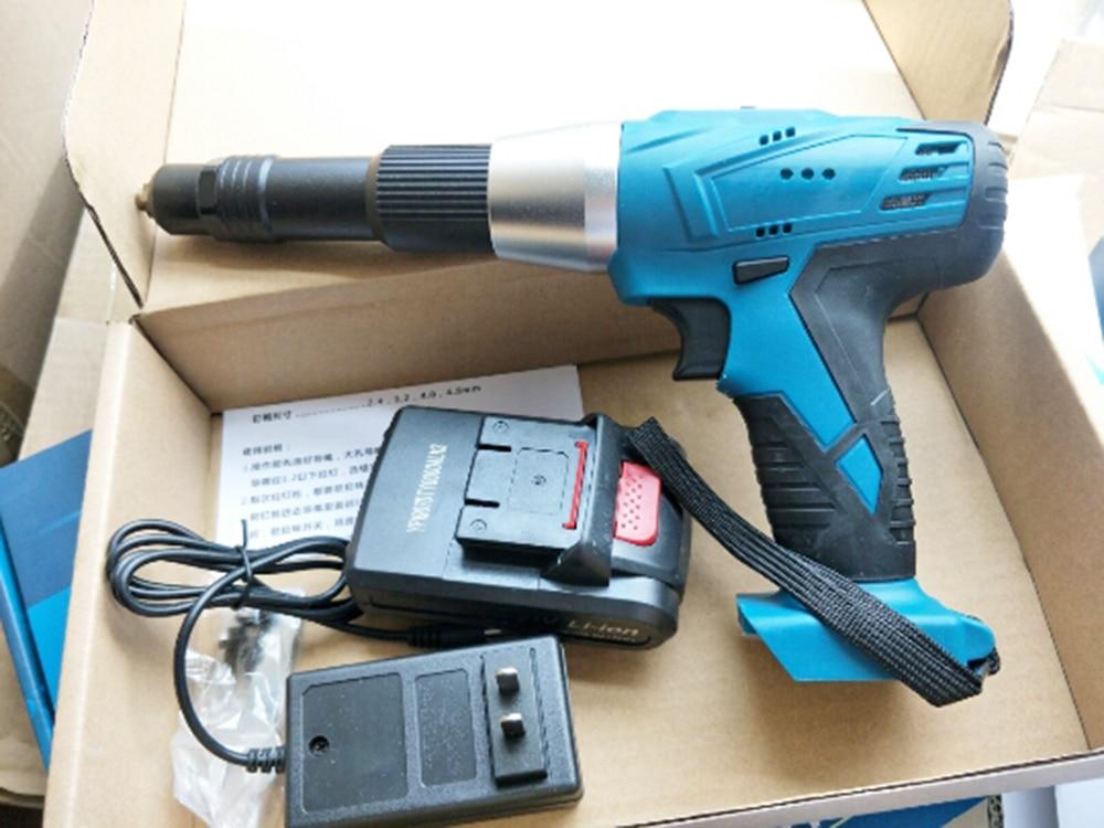 ULTECHNOVO pistola de remache para taladro inal/ámbrico remachador remachador el/éctrico pistola de tuercas remachadora herramienta de inserci/ón de adaptador de taladro remachador inal/ámbrico