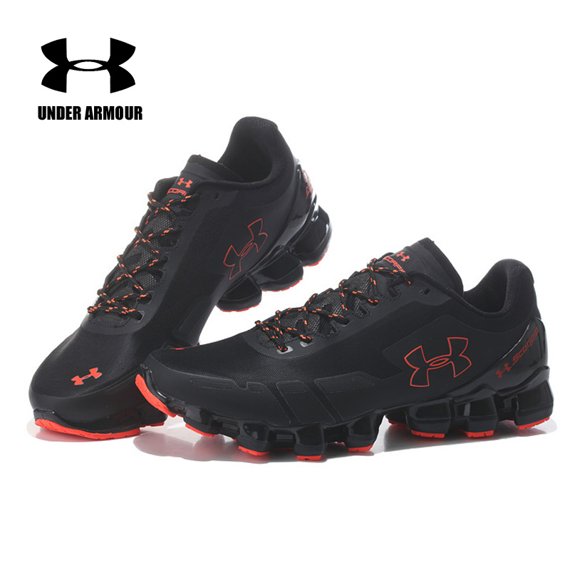 1abd8057eed US $52.25 33% OFF|Under Armour Scorpio 2 Mens Running Shoes Zapatillas  Hombre Deportiva Walking Soft Trekking Shoes Breathable Jogging Sneakers-in  ...
