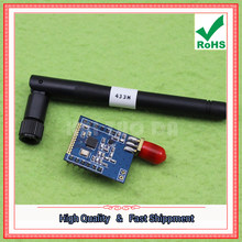 Wireless Technology Promotion -Si4432 Wireless Transceiver Module Wireless Module Column Antenna board (C1A4)(China)