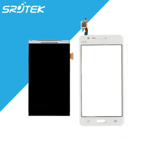 5.0″ White For Samsung Grand Prime Duos G531 SM-G531F G531F LCD + Touch Screen Replacement Parts