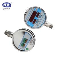 0 60Mpa Intelligent Digital Electric Contact Pressure Gauge Digital Pressure Controller Pressure Gauge Manometer