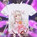 Japan Anime Fate/kaleid liner T Shirt  Japanese Cartoon T-shirt  Fate kaleid liner Cosplay Costumes t shirts tops