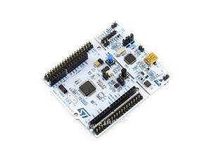 Image 3 - オリジナル st NUCLEO F446RE STM32 nucleo 開発ボード STM32F446RET6 mcu 互換性の arduino 送料無料
