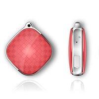 Mini A9 GPS Tacker Kolye SOS Çağrı Uzaktan Ses Monitör GPS WiFI LBS Gerçek Zamanlı Izleme Çocuklar Yaşlı Adam için-Gümüş/Kırmızı/yeşil