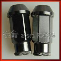 High Quality 20PCS SET Aluminium 7075 Racing D1 SPEC Titanium Wheel Nuts P1 25