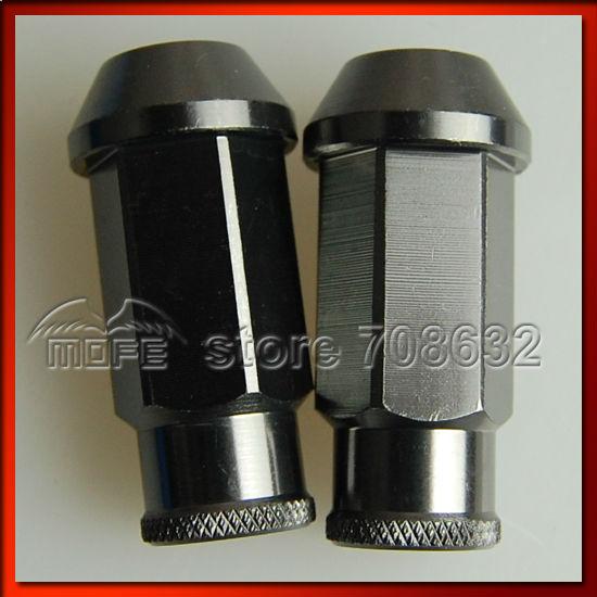Special Offer High Quality 20PCS/SET Aluminium 7075 Racing D1 SPEC Titanium Wheel Nuts P1.5
