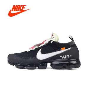 ecb91c056b NIKE Authentic Breathable Men's Running Shoes Sport Outdoor Sneakers