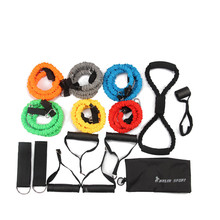2017 new 15pcs resistance bands exercise set fitness tube yoga workout pilates for wholesale and free shipping kylin sport 2017 new 12pcs resistance bands exercise set fitness tube yoga workout pilates for wholesale and free shipping kylin sport