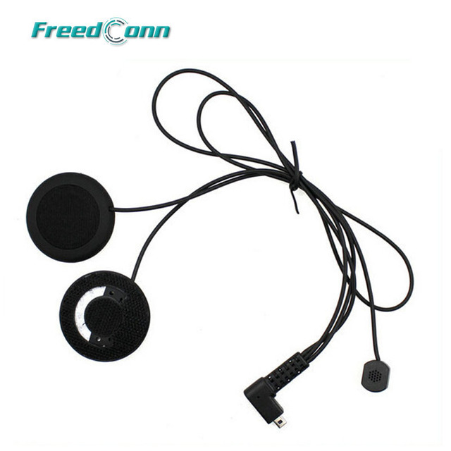 freedconn t com vb sc colo soft headphone microphone for freedconn helmet bluetooth intercom free - Free Colo