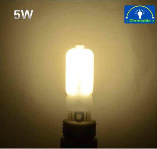 G9 Led Bulb Lamp AC220V 230V 3W 5W Lampada Led SMD2835 Replace 30W 50W Halogen Lamp For Hotel Church Crystal Chandelier Lights