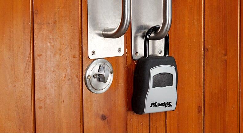 de armazenamento de chaves de segurança caixa