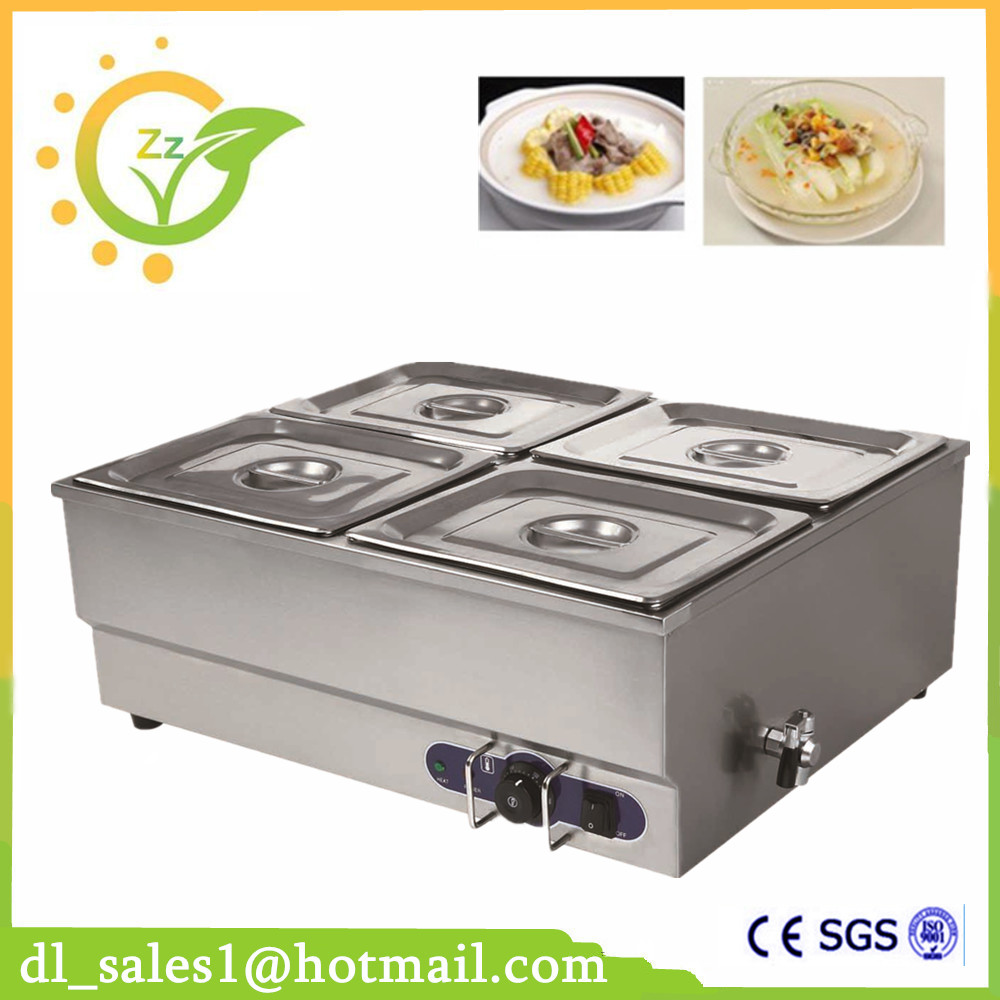 restaurant Electric bain marie buffet food warmer container for catering food Warming tray hot soup bain marie Термос