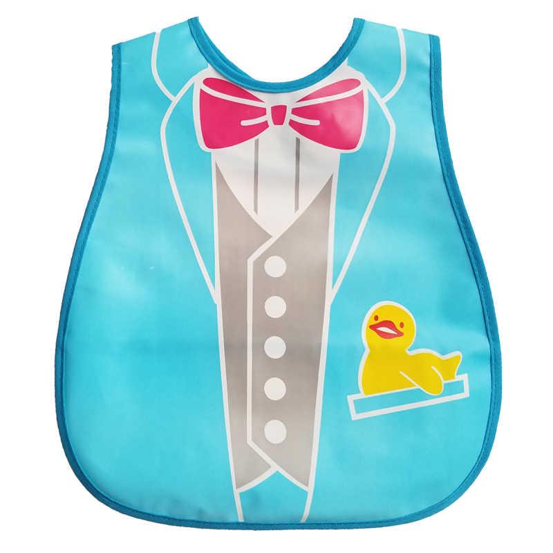 ผ้ากันเปื้อนเด็ก EVA กันน้ำ Bibs ทารกแรกเกิดทารกน่ารักการ์ตูน Feeding ผ้า bib ผ้ากันเปื้อนเด็กให้อาหารเด็กอุปกรณ์เสริม