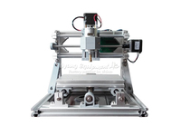 CNC 1610 2500mw Mini CNC Router With Laser Engrave Machine With GRBL Control