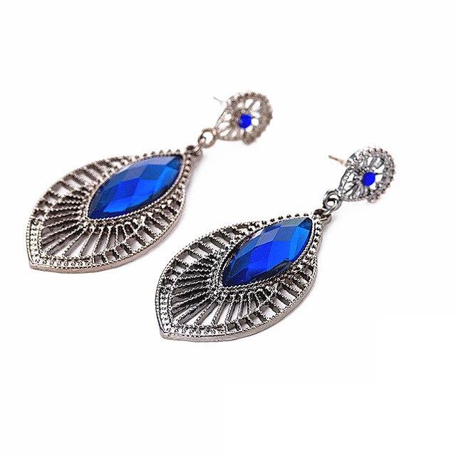 2018 New Earrings Jewelry Pendants Stud Earring Fashion Accessories Jewelry High Quality Zircon Crystal Stud Earrings For Women