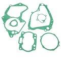 Для SUZUKI RM250E RM250F RM 250 Е Картера Двигателя Мотоцикла Охватывает включают Прокладка Цилиндра