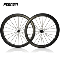 Carbon dimple wielen racefiets 45mm clincher buisvormige 303 50mm 404 moonscape bike 58mm 505 golf suface 80mm 808 R13 hub wielset
