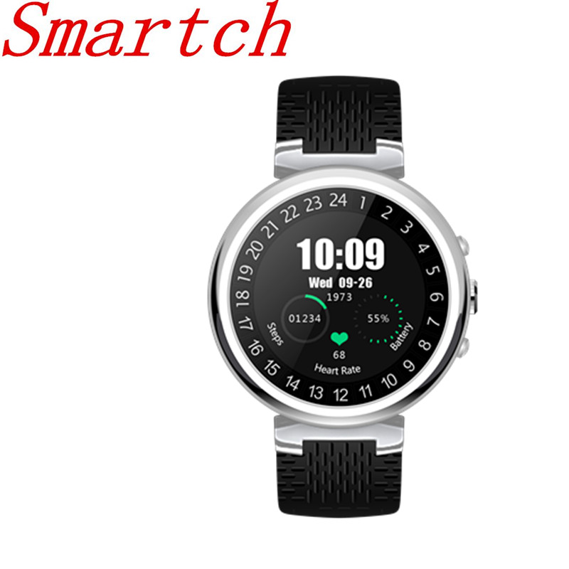 Smartch Smart Watch I6 RAM 2GB ROM 16GB Android 5.1 3G WIFI GPS Google Play Heart Rate Monitor for Android IOS Phone Smartwatch