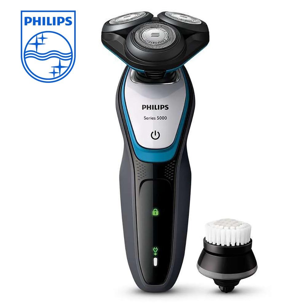 все цены на Philips S5090 Electric Shaver with IPX 7 Level Waterproof Automatic Grinding Razor LED Charging Display Shaving machine for Men онлайн
