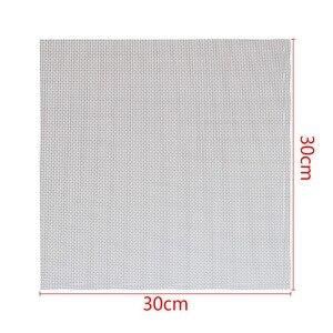 Image 1 - Mayitr 1 adet 304 paslanmaz çelik dokuma hasır filtrasyon #60 kumaş ekran filtresi 30x30cm