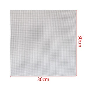 Image 1 - Mayitr 1pc 304 Stainless Steel Woven Wire Mesh Filtration #60 Cloth Screen Filter 30x30cm