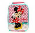 New Cute Minnie Girls Cartoon Portable Insulation Lunch Bags Students Thermal Bag for Children