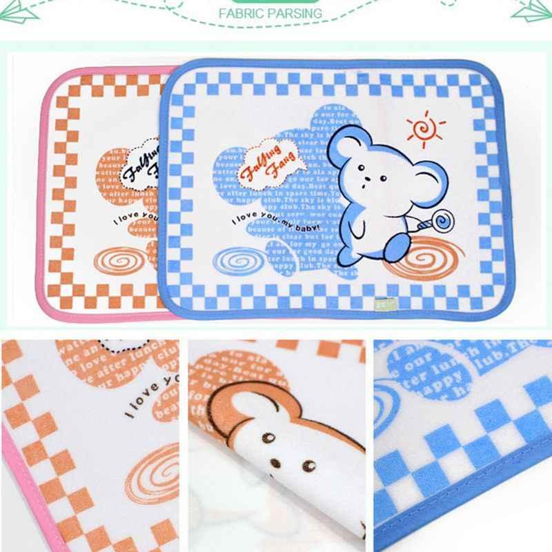a8f5c452aa8a ... Детские пеленки коляска Многоразовые пеленки непромокаемые простыни  портативный чехол коврики ...