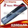 Bateria do portátil Para HP DV6 para Compaq CQ32 CQ42 CQ42-100 CQ42-200 586007-541 593553-001 593554-001 593562-001 HSTNN-UB0W WD548AA