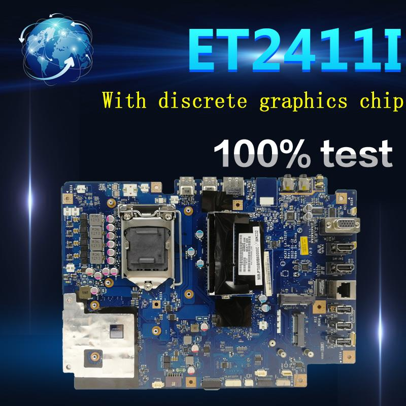 Amazoon Original All-in-one motherboard For ASUS ET2411I LA-7521P ET2411 mainboard 100%Test ok Works With discrete graphics chipAmazoon Original All-in-one motherboard For ASUS ET2411I LA-7521P ET2411 mainboard 100%Test ok Works With discrete graphics chip