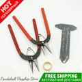 DIY Jewelry Tool Sets, Pliers, Rings and Vernier Callipers, Mixed Color, 19~150x19~90mm