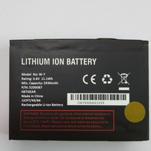 W-7 Battery W7 For Netgear Sierra 790S 810S Battery Wireless Router Aircard 2930mAh 3.8V Li-Ion Lithium Rechargeable Batteries