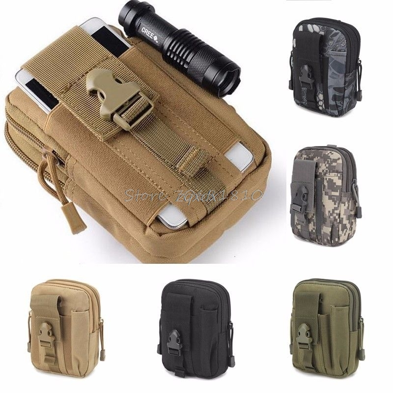 Para Tactical Holster Military Molle Hip Waist Belt Bag Wallet Pouch Purse Phone Case Whosale & Dropship