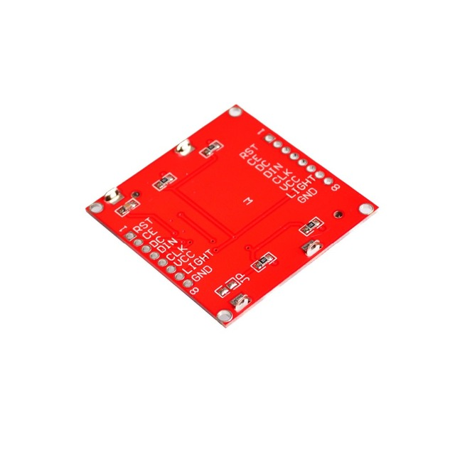 Smart Electronics LCD Module Display Monitor White backlight adapter PCB 84*48 84x84 Nokia 5110 Screen for Arduino 4