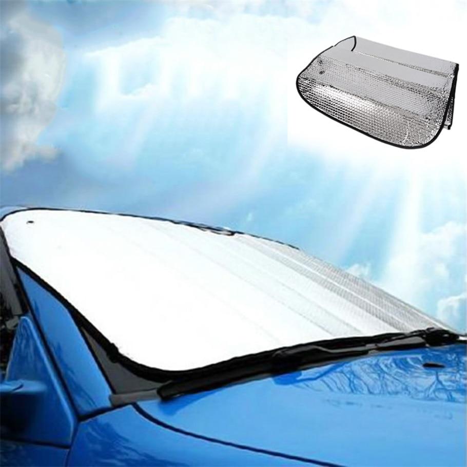 Window Foils Windshield Sun Shade Car Windshield Visor Cover Block Front Window Sunshade UV Protect Car Window Film