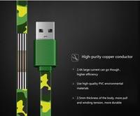 Льяно 2 в 1 USB кабель кабель для iPhone в 2.4 а для быстрой зарядки кабель код для компании Xiaomi samsung HTC и LG Сони