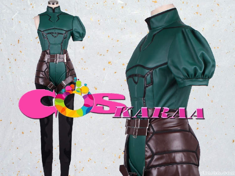 Fate/Zero Lancer Cosplay Costume