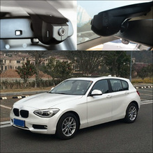 For BMW1 Series 118i 2013 Car DVR Car Video Recorder 1 Installation Novatek 96655 wifi Car black box HD 1080P