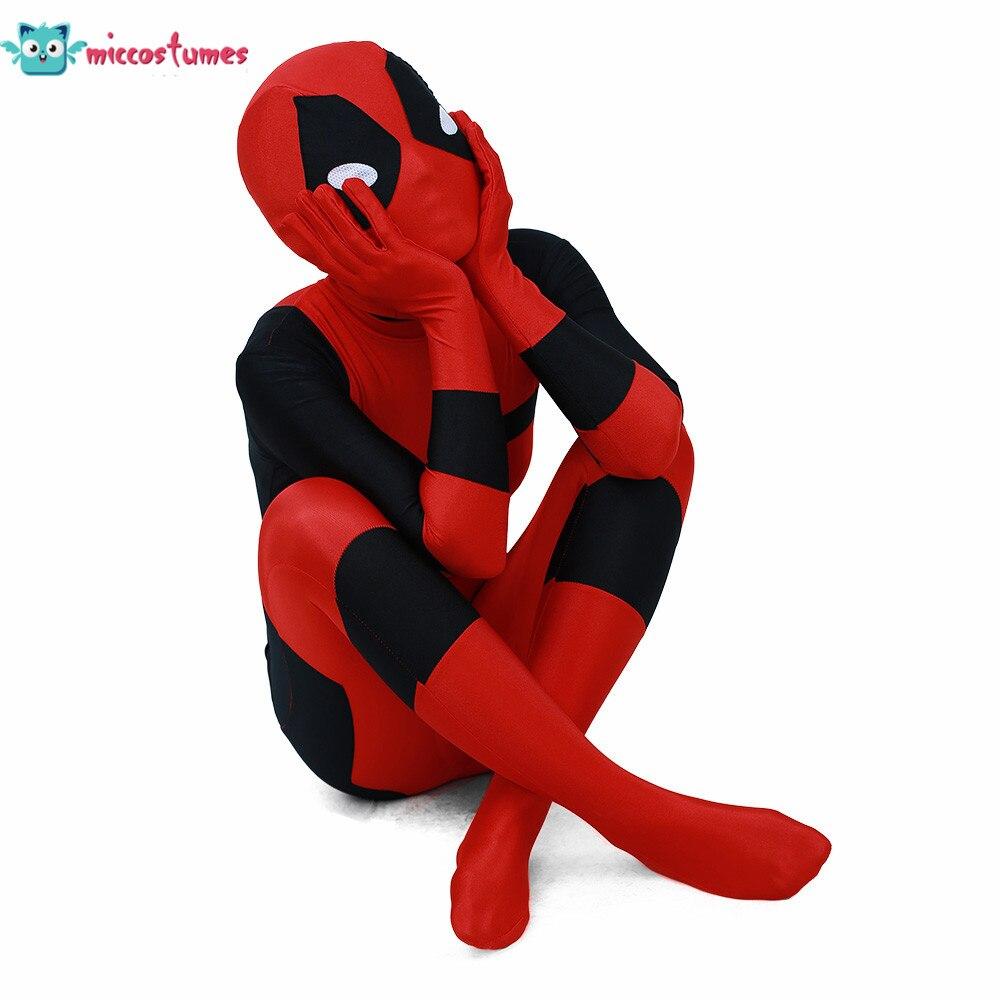 Kids Cosplay Kostym Halloween Boys - Maskeradkläder och utklädnad
