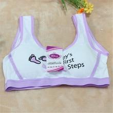 girls underwear sizes Students Trainning Bra for Kids Lovely Cartoon Bra girls bra Sports Cotton Bra
