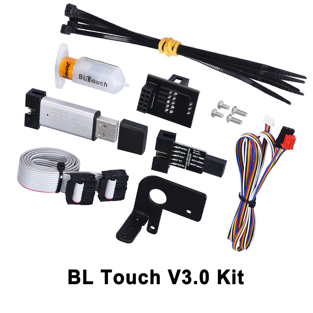 ANTCLABS BLTouch V3.0 Auto Bed Leveling Sensor Kit 3D Printer Parts For Ender-3 Ender-3pro Ender-5 CR-10 CR-10s CR-1 SKR V1.3