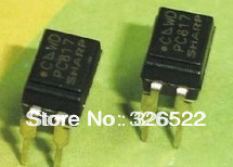 100pcs PC817 EL817 817 DIP Optocoupler